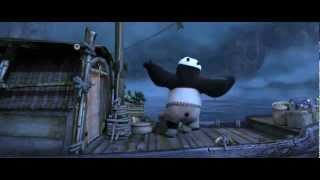 Kung Fu Panda 2 Inner Peace Scene HD (bluray)
