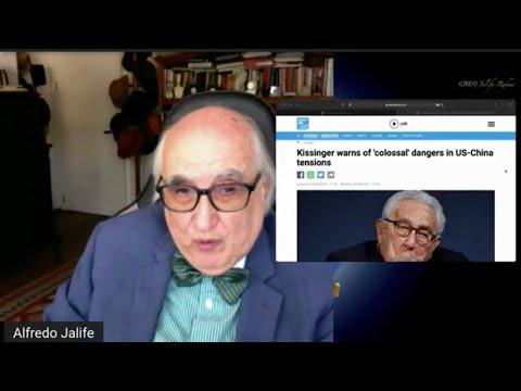 Kissinger: extinción tecnonuclear de la humanidad por una guerra fría de EU y China | Alfredo Jalife
