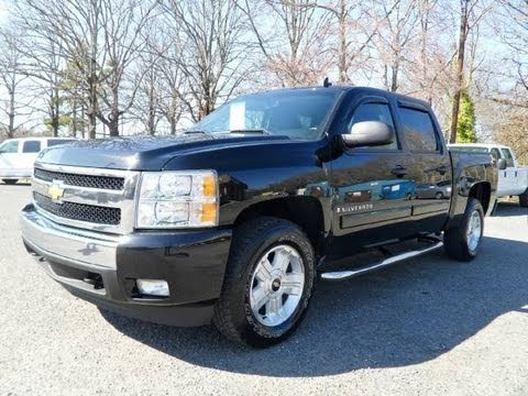 Short Takes 2008 Chevrolet Silverado Lt Crew Cab Start Up Engine Full Tour