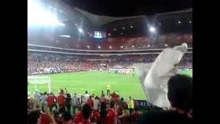Video Gol Pertandingan Benfica vs Zenit Petersburg