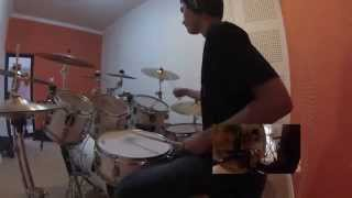 Drum Solo and BFMV - Waking The Demon Covered by Dasa Zebta