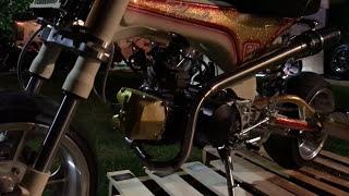 Honda maxi Dax 190cc by duke motorcycles