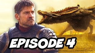 Game Of Thrones Season 7 Episode 4 - TOP 10 WTF and Easter Eggs thumbnail