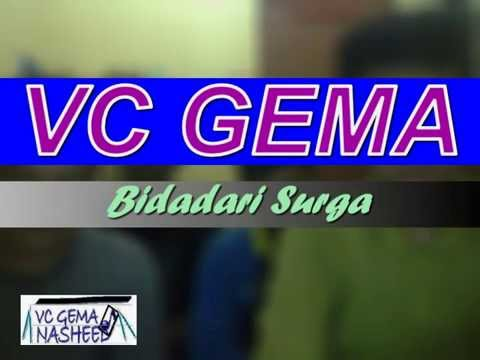 Bidadari Surga by Uje - VC Gema Cover (Practice)