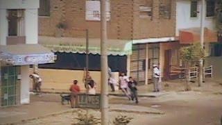 Guerra entre pandillas alarma a vecinos de Surquillo y San Borja