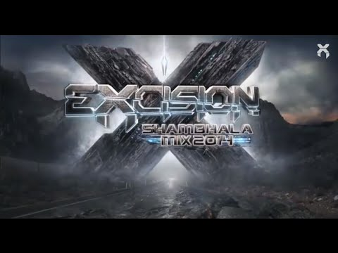 Excision - Shambhala 2014 Mix [Official Lyric Video]