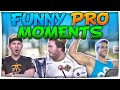 CS:GO - FUNNIEST PRO MOMENTS #1 FT. pashaBiceps, ScreaM, friberg & More!