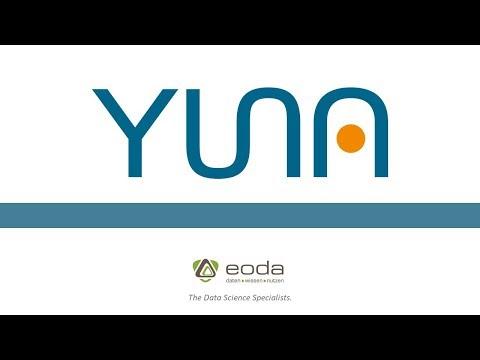 yuna-|-die-data-science-plattform