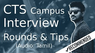 CTS Campus Interview Experience in Tamil | Interview Experience in Tamil | Software job in Tamil