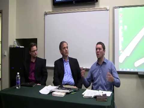 Inerrancy Panel, Pennsylvania Highlands Community College