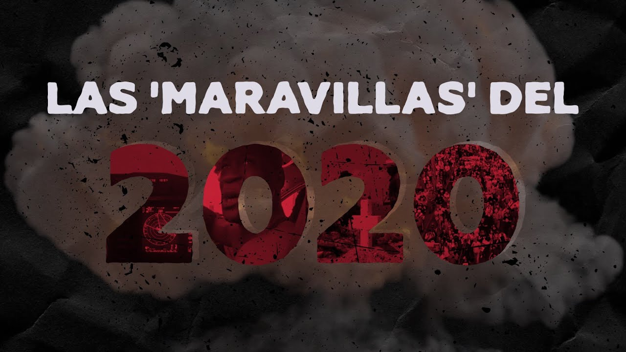 Qué trajo 2020: pandemia, сatástrofes, crisis y guerras
