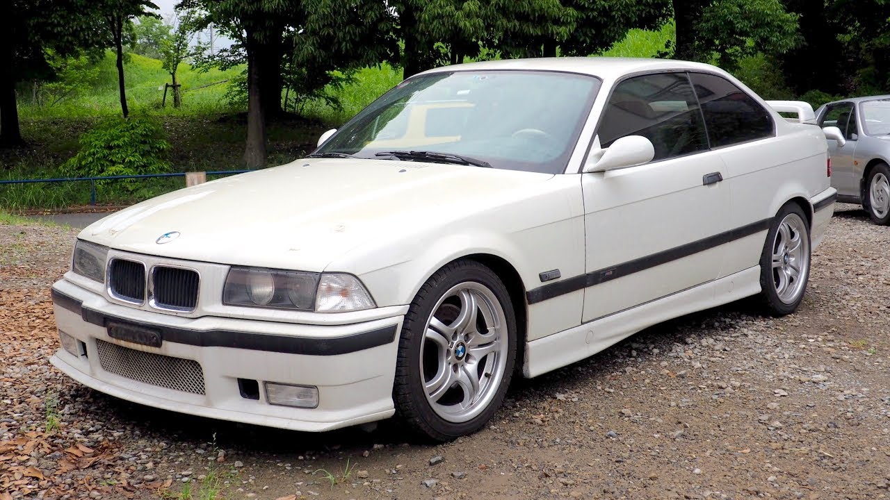 1996 BMW E36 M3 Euro Spec (Canada Import) Japan Auction Purchase ...