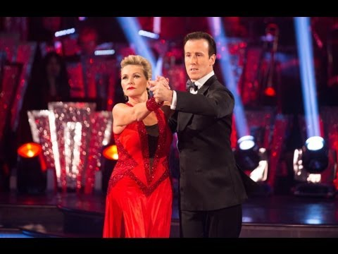 Fiona Fullerton & Anton dance to 'View To A Kill'  Strictly Come Dancing 2013 Week 1  BBC One