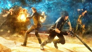 Final Fantasy XV: Every Battle Technique