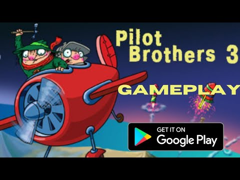 THIS ANDROID GAME IS WORTH FOR ₹260 | PILOT BROTHER 3 GAMEPLAY |#android_games #games #paid_games |