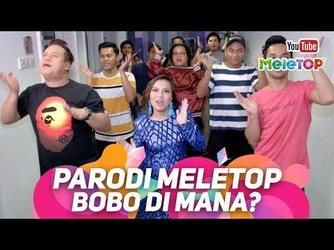 Cover Lagu Bobo dimana?  | Parodi MeleTOP MV Dato' Sri Aliff Syukri, Sajat  & Lucinta Luna | Jihan Muse & Syuk HITSLAGU