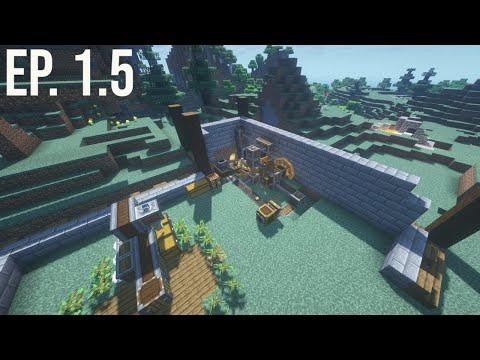 Infinite power factory- Create 0.3 (ep. 1.5) |