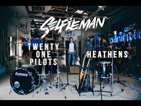 """Selfieman """"Heathens"""" (Twenty One Pilots Multiinstrumental Cover)"""