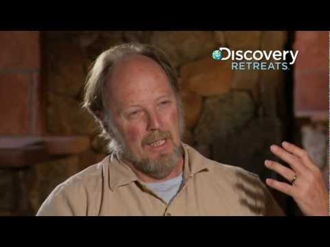 """Discovery Retreats: Dr. Martin Lockley  on """"The evolution of human consciousness."""""""