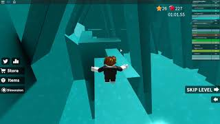 CRAZY roblox speed run 4 completing it