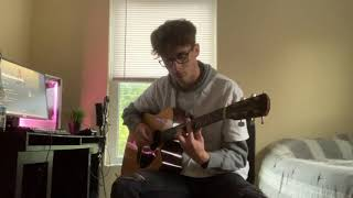 Machine Gun Kelly - Papercuts (Guitar Cover)