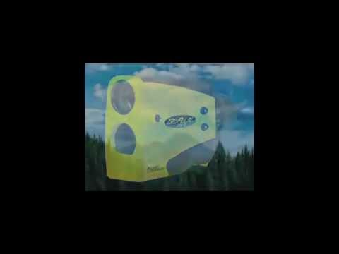 TruPulse 200 Laser Range Finder Laser Technology