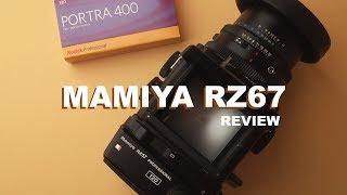 The Best Medium Format Film Camera - Mamiya RZ67 Review