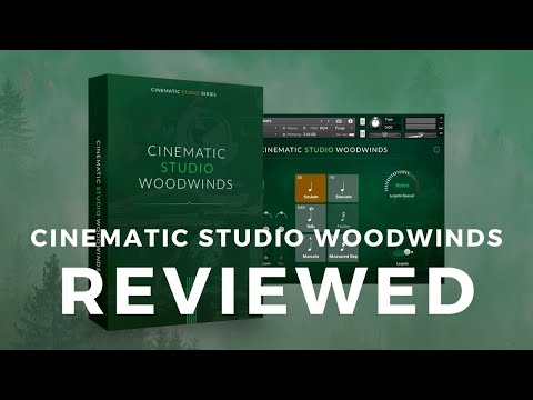 Cinematic Studio Woodwinds: A Review