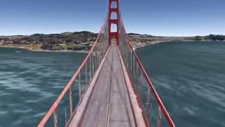 San francisco , Golden Gate Bridge, California