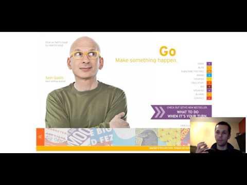 Seth Godin Review 2016 - How Seth Godin Helped Me Find True Success - Youtube