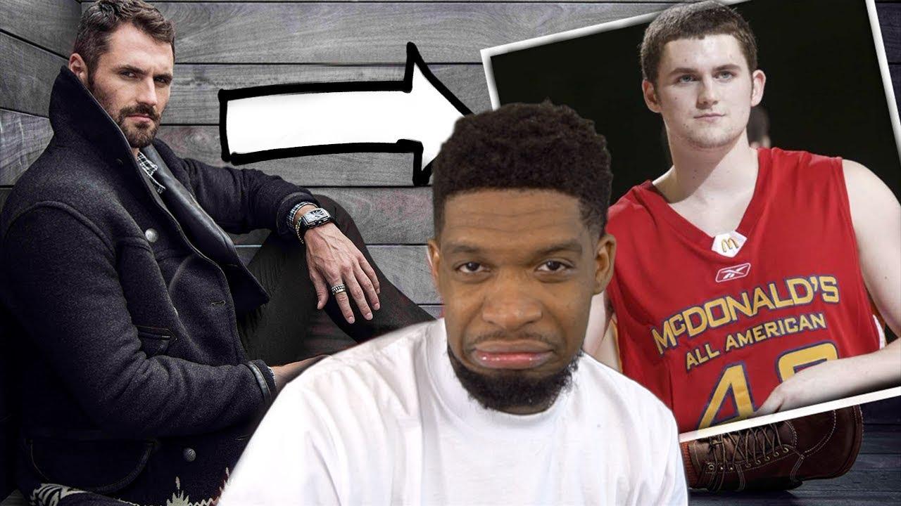 NBA PLAYERS GLOW UP CHALLENGE - YouTube