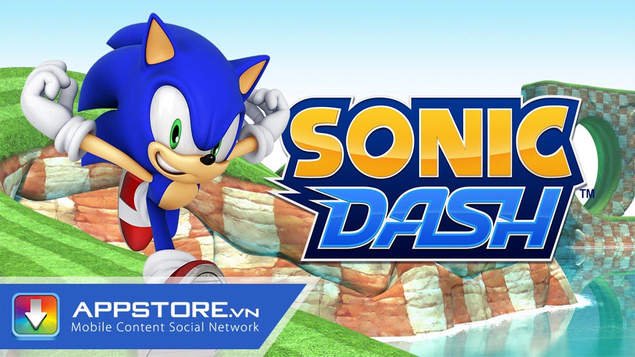 gioco sonic dash da