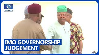 Supreme Court To Consider PDP Ihedioha's Application