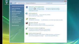 VPN (PPTP) Einrichten auf Windows Vista