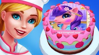 Fun My Bakery Empire - Pony & Horse Birthday Cake - Best Kids Cooking Games
