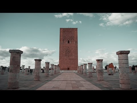 Watchtower of Rabat - Morocco
