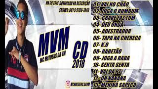 CD - MC MATHEUS DA VM 2018