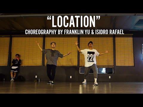 """Khalid """"Location"""" Choreography by Franklin Yu & Isidro Rafael"""