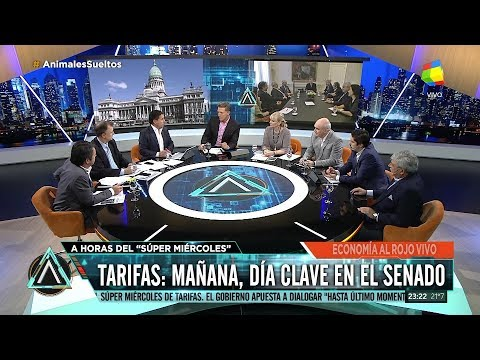 Animales Sueltos de Alejandro Fantino 29/05/2018