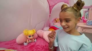 ЛУЧШИЕ ИГРЫ И РАЗВЛЕЧЕНИЯ ДЛЯ ДЕТЕЙ! Девочки играют с куклами Super Cute!!!