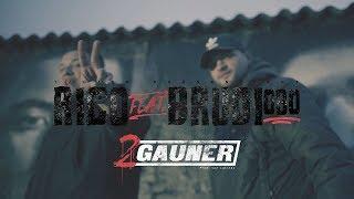 Смотреть клип Rico Ft. Brudi030 - 2 Gauner