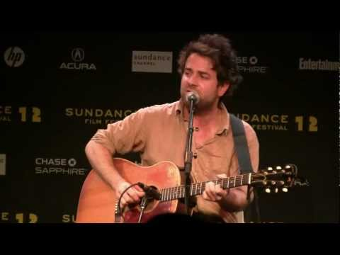 "Dawes- ""When My Time Comes"" (720p HD) Live at Sundance on January 26, 2012"