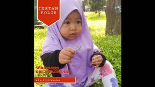 foto bayi jilbab lucu