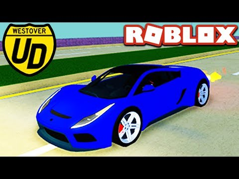 Saleen S5S Raptor in Ultimate Driving Simulator | Roblox