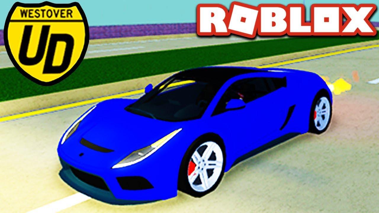 Saleen S5s Raptor In Ultimate Driving Simulator Roblox Youtube