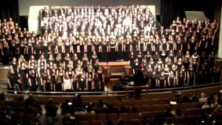 "Hallelujah, Amen (from ""Judas Maccabaeus"") - Mars Hill Festival Choir 2014 - G.F. Handel"
