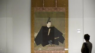 国宝《伝源頼朝像》神護寺http://www.museum.or.jp/modules/topics/?act...