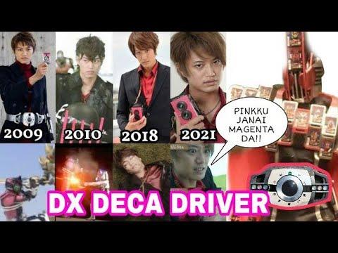 Download Review Dx Deca Driver   Kamen Rider Decade