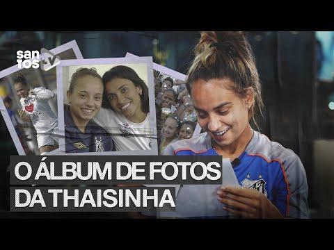 O ÁLBUM DE FOTOS DA THAISINHA
