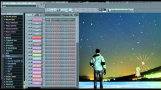 Akcent  - Stay With Me - New Fl Studio Remake 2013 (With Flp Download)